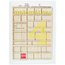 Matemáticas. 4 Primaria. Proyecto Trotamundos. Cuaderno de trabajo - 9788467504651