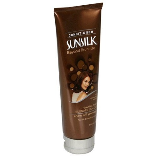 sunsilk-beyond-brunette-conditioner-with-cocoa-bean-extracts-9-fl-oz-266-ml-by-sunsilk