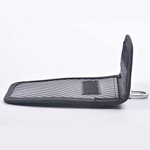 Myhonour Car Key Signal Blocker Pouch Case, Keyfob Safety Bag Keyless Cell Phone Signal Blocking Pouch (Security Card Shield)