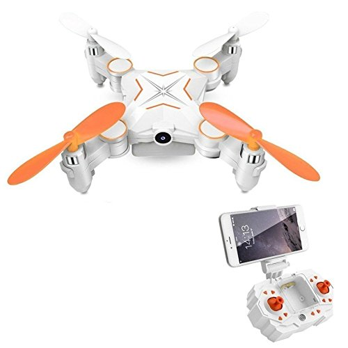 Stoga Mini Plegable RC Drone HD 720P Cámara FPV VR Wifi RC...