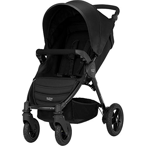 Britax B-Motion 4 - Silla de paseo, color Cosmos Black