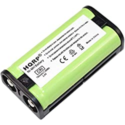 HQRP Batterie Rechargeable pour Sony Casque RF sans Fil RF855RK, MDR-RF855RK, MDRRF855RK