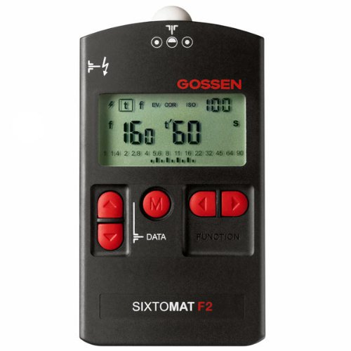 Compare Prices for Gossen Sixtomat F2 Digital Exposure Meter on Line