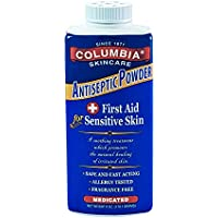 Columbia Antiseptic Powder, 6 Ounce Bottle by Columbia preisvergleich bei billige-tabletten.eu