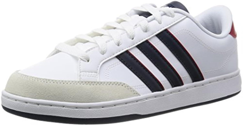adidas Herren Courtset Schuhe  Weiß  Billig und erschwinglich Im Verkauf