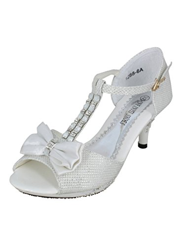 c5d5826d8259e Chaussure blanche ceremonie enfant fille   les meilleurs de décembre ...