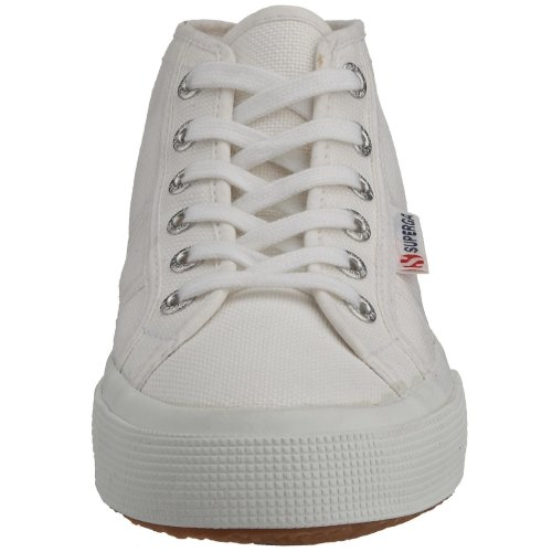 SUPERGA - Sneaker COTU 2754 - total dark grey iron Blanc (901 White)