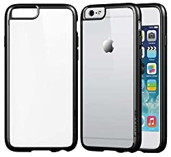 9 Fox iPhone 6s / iPhone 6 Transparent Hard Case | Designer Cover For i Phone6 | Backcover Of i Phone6s | BLACK BORDER