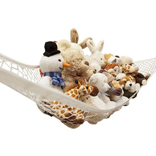 Highdas Stoccaggio Amaca-XXXLarge Toy Organizer- alta qualitš€ Decluttering Soluzioni Idea economico per ogni stanza a casa o dotazione - Dimensioni 71