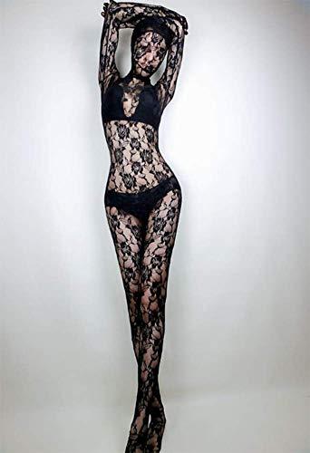 Themen Kostüm Cooles Partei - XIN BAO Europäische und amerikanische Bars ds Coole kostüme Thema Partei Spandex hohe elastische Spitze stück Basis Leistung kostüm bühne sänger dj Kleidung