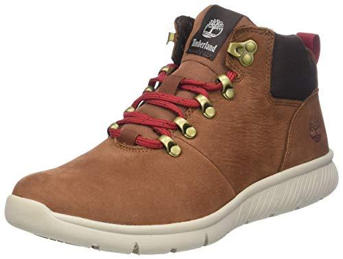 Timberland Herren Boltero Klassische Stiefel, Braun (Medium Brown Nubuck 245), 43 EU