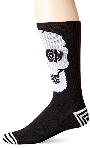 volcom-chaussettes-pour-homme-token-taille-unique-noir