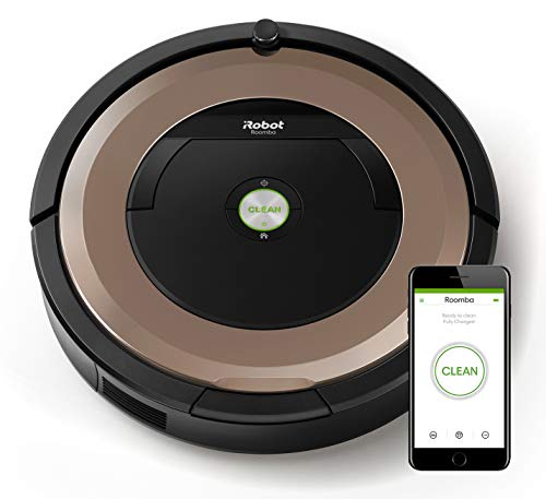 iRobot Roomba 895 Vacuuming Robot