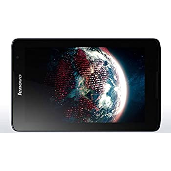 Lenovo A8-50 20,3 cm (8 Zoll HD IPS) Tablet (ARM MTK 8121 QC, 1,3 GHz, 1GB RAM, 16GB eMMC, Touchscreen, Android) midnight blau