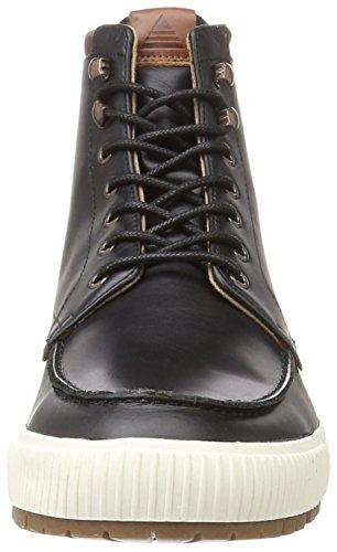 ALDO Ranstrom, Sneakers Hautes Homme Noir (Black Leather / 97)