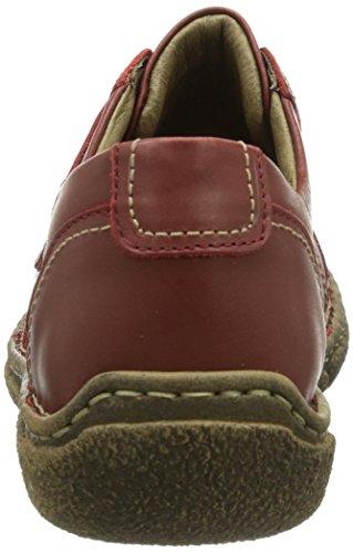 Josef Seibel Schuhfabrik Gmbh Neele 04 Sneakers Da Donna Rosse (carmin / Castagne 579)
