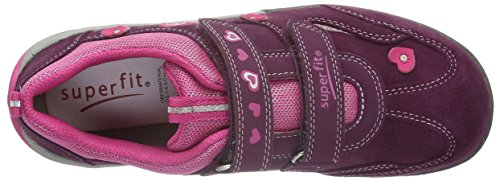 Superfit Sport3, Baskets Basses Fille Rose - Pink (MAGIC KOMBI 41)