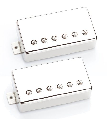 Seymour Duncan Saturday Night Special Humbucker Pickups - Nickel Cover Set (Seymour Cover Nickel Duncan)