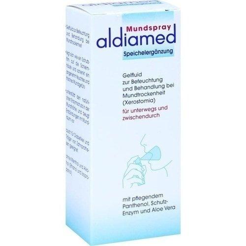 Aldiamed Speichelergänzung Mundspray, 50 ml