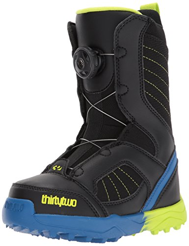 ThirtyTwo Kinder Snowboard Boot Boa 2018 Youth Black Kinder Snowboard-boots