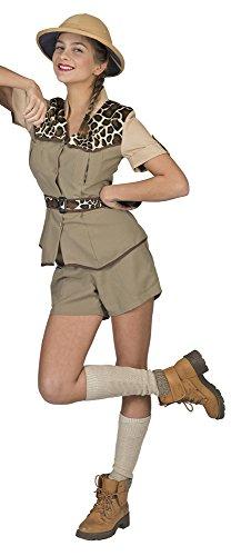 m für Damen - Gr. 40 42 (Safari Damen Kostüm)