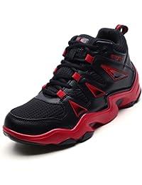 LFEU Zapatillas de Baloncesto de Lona Unisex Adulto