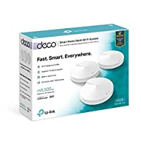Tplink Deco M9 Plus AC2200 Smart Home Mesh Wi-Fi System 3pcs pack