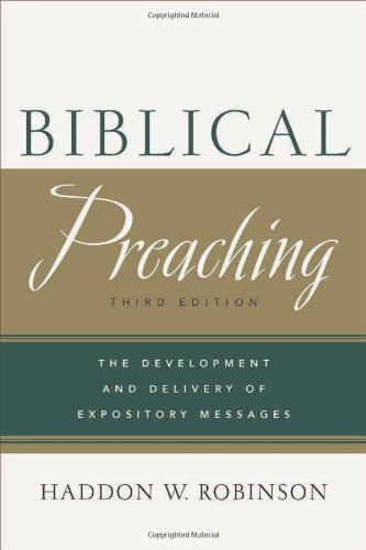 PDF] Download Biblical Preaching: The Development and