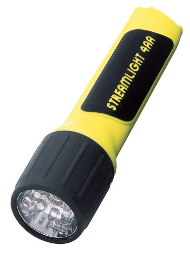 Streamlight 682004AA ProPolymer LED torcia con led bianco, giallo
