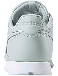 Reebok es Mujer 38 Zapatos Amazon Leather Para Classic kXuTPZiO