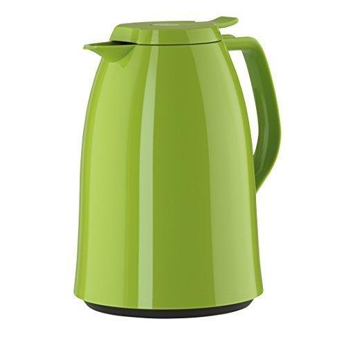 Emsa 517006Mambo–Caraffa termica QT, 1l, lucido, colore: verde chiaro