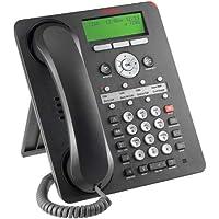 افايا هاتف ديجيتال سلكي , اسود , A-1408