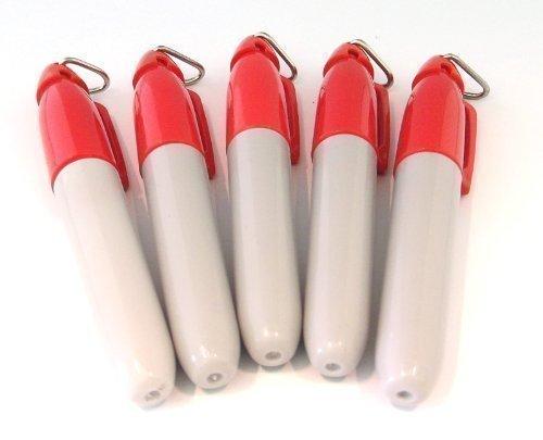 dctattoo-5-confezioni-safe-inchiostro-tatuaggio-pelle-marcatura-stencil-penne-rosso
