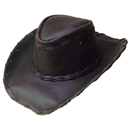 modestone-unisex-leather-cowboy-hut-lacing-brown-sizes-for-small-heads