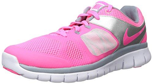 Nike Laufschuhe Flex 2014 Run (GS) Unisex Hyper Pink/Hypr Pnk/Mgnt Gry/Mtl