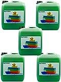 FABA Flüssigwaschmittel grün 5 x 5 L in Kanistern