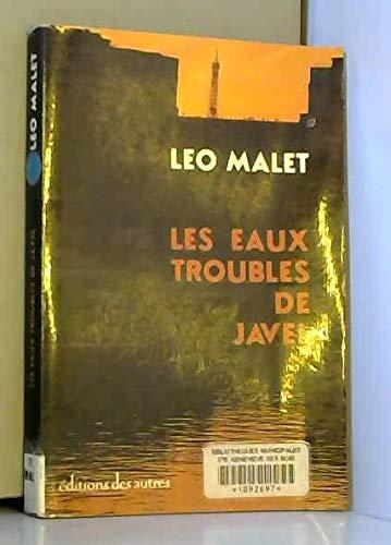 Les Eaux Troubles De Javel por Malet, Léo