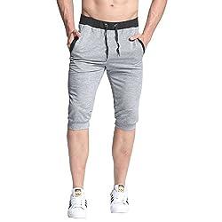 MODCHOK Hombre Pantalones...