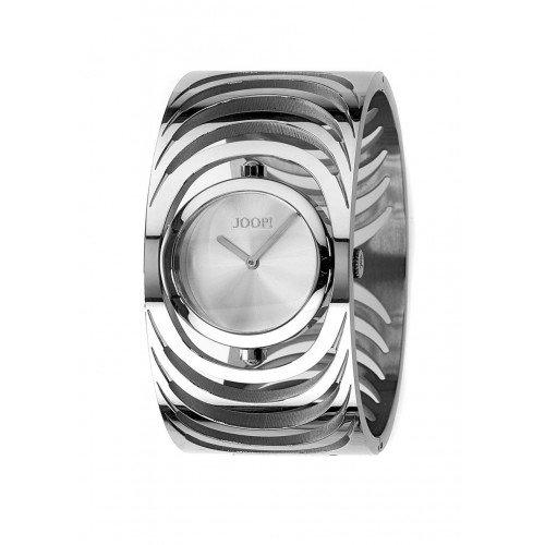 Joop JP100212002 - Reloj de Mujer de Cuarzo, Correa de Acero Inoxidable Color Plata