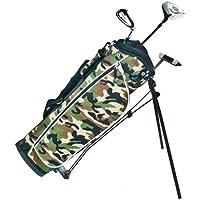 Challenger Set di inizio Golf Junior Cadetto, 3-5 Anni, Multicolore (CAMOUFLAGE), Taglia unica