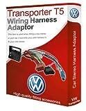 VW Transporter T5 Autoradio-Kabelstrang-Adapter, ISO-Konverter