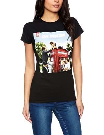 Loud Distribution Damen T-Shirt One Direction - Take Me Home, Gr. Large (Herstellergröße: Large), Schwarz