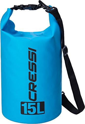 Cressi Unisex Dry Bag Trockensack Hellblau