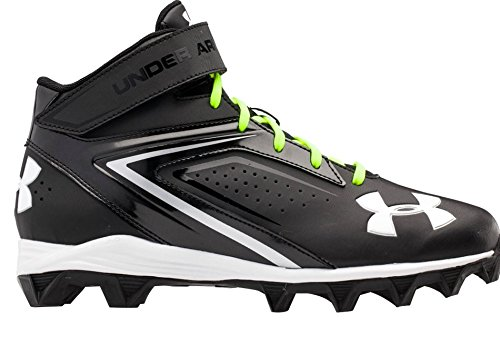 Preisvergleich Produktbild Under Armour Men's UA Crusher RM Football Cleats 11 Black