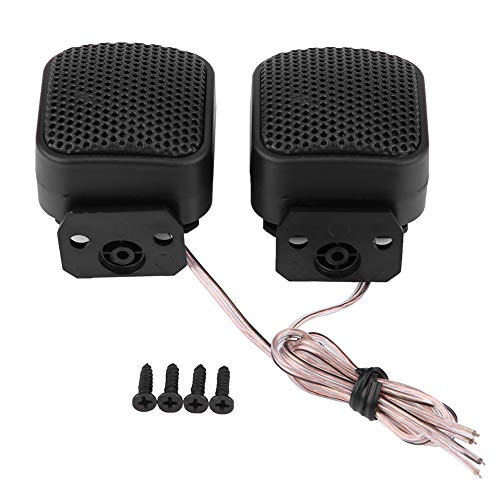 Power Lautsprecher (KIMISS Universal 1 Paar Super Power Lautsprecher für Lautsprecher)