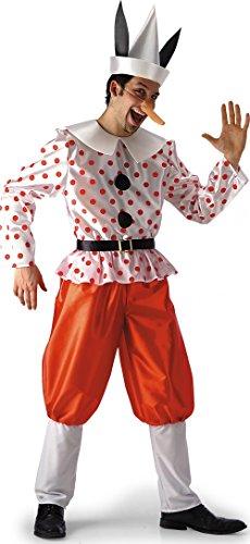 Marionetten-Kostüm für Herren XL