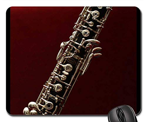 Mouse Pads - Oboe Music Tool Art