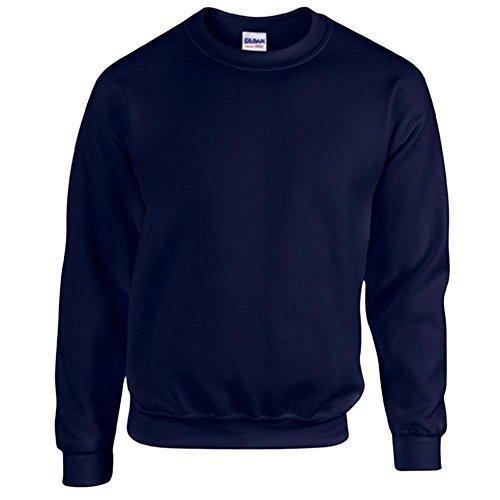 Gildan - Heavy Blend Sweatshirt - S, M, L, XL, XXL, 3XL, 4XL, 5XL /Navy, 5XL