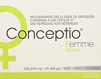 Conceptio Femme, des laboratoires des Granions, contribue à améliorer la fertilité des femmes.Le stress, la pollution ou bien encore l'âge, sont autant de facteurs qui interviennent dans la diminution de la fertilité. Ils sont à l'origine du stress o...