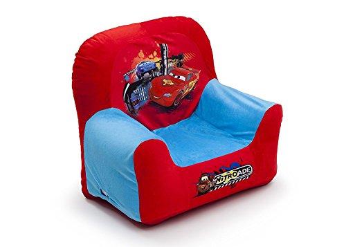 Kindersessel Auswahl Frozen - Cars - Micky - Minnie Maus - Sofa Stuhl Sessel (Cars)